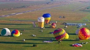 Fiesta z balona